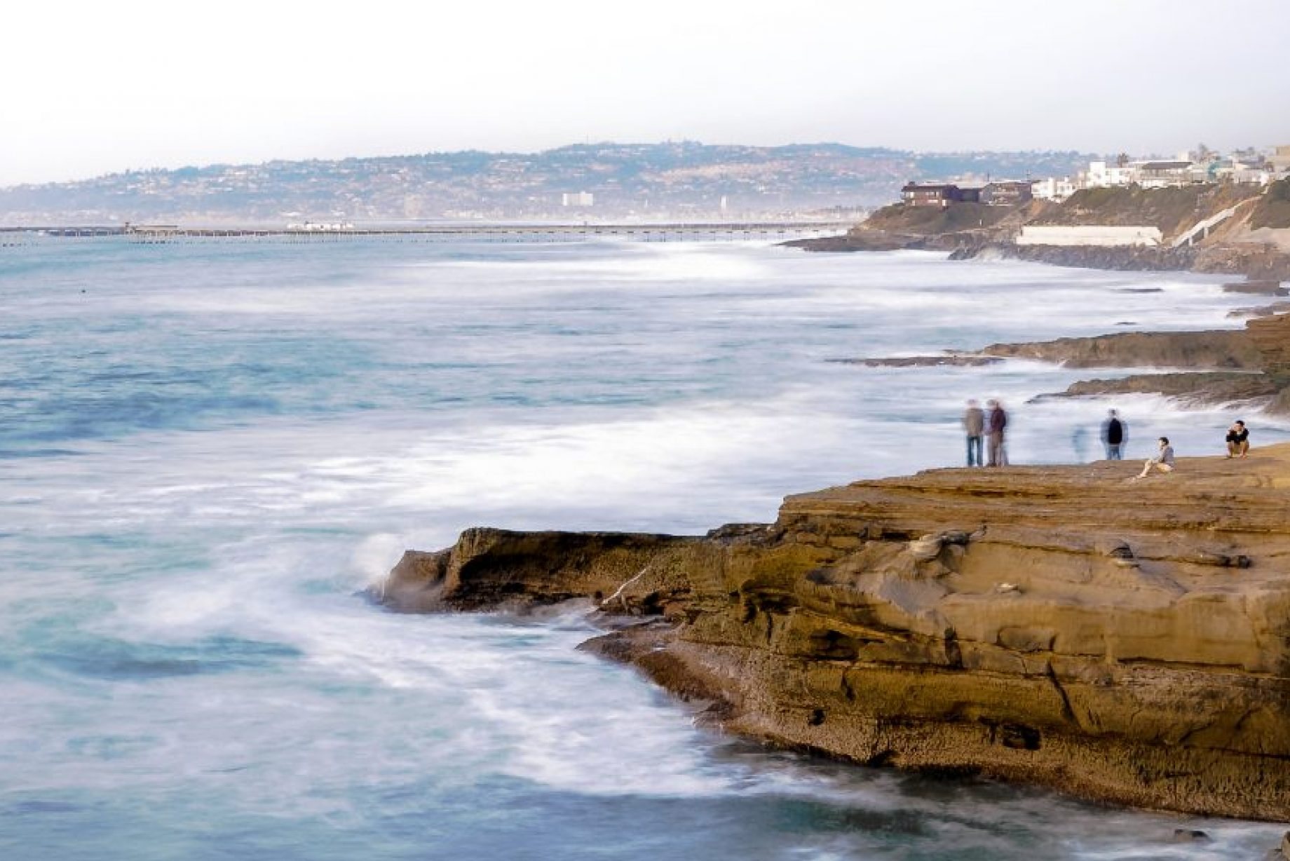 sunset cliffs san diego, studi oMAHA landscape photography