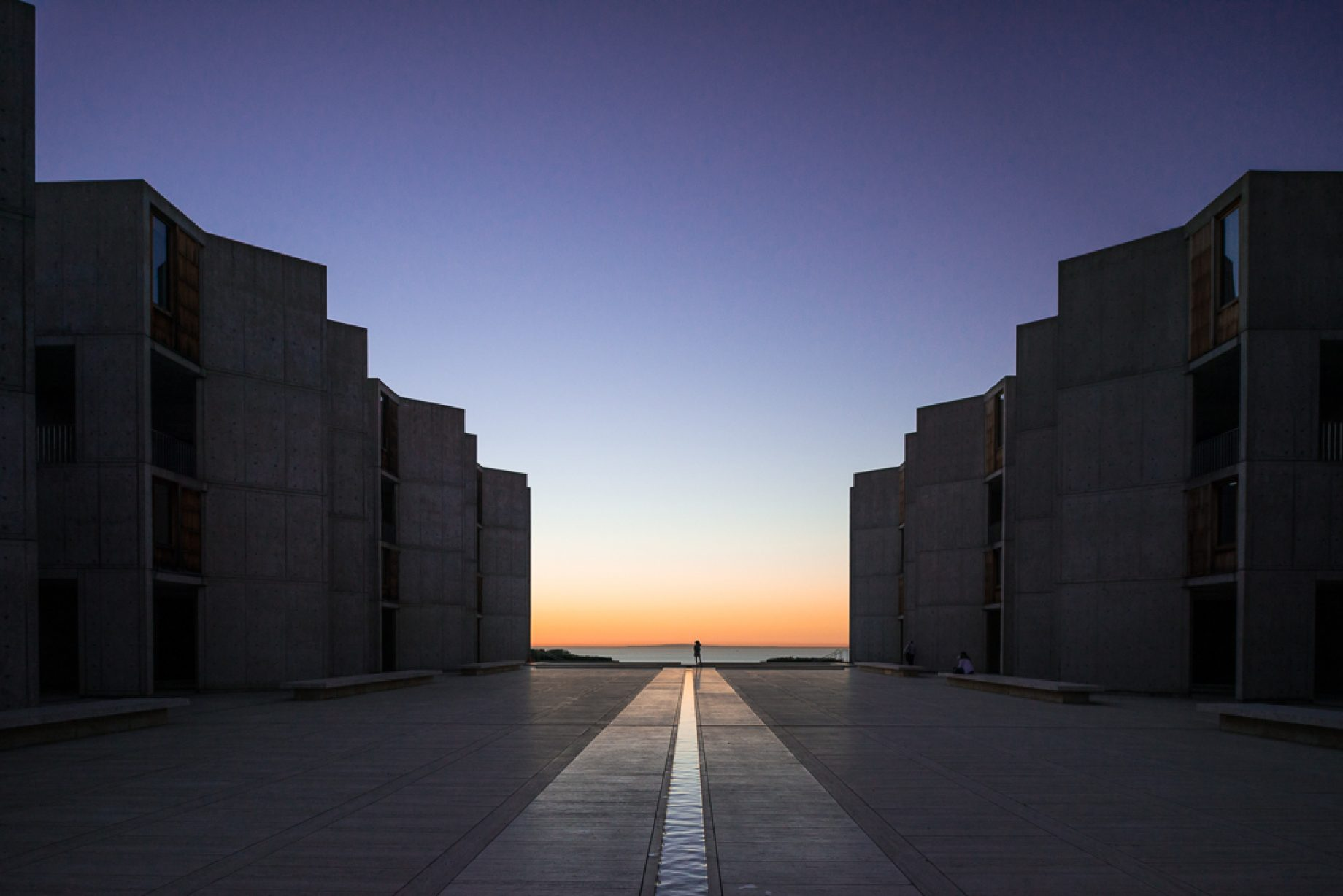 salk Institute architectural photography studio maha