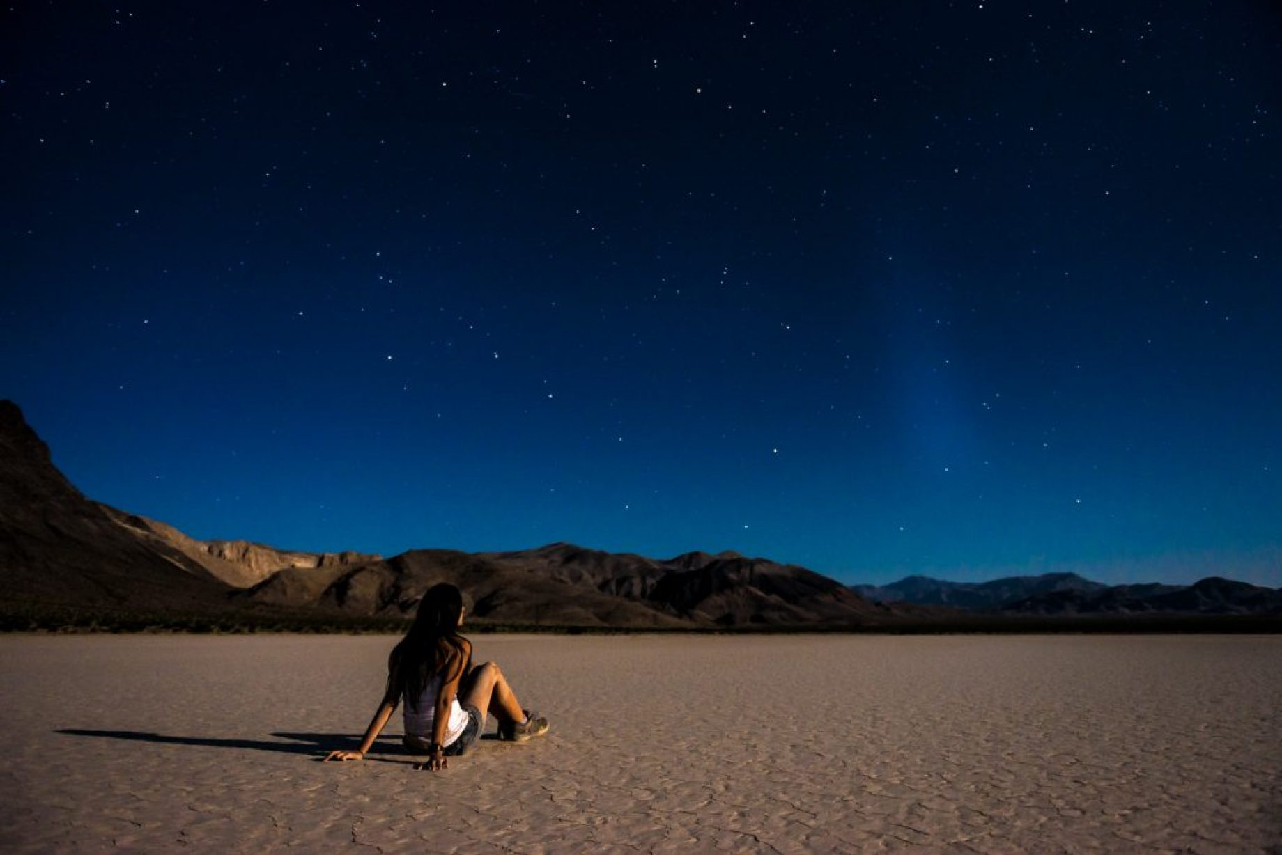 Racetrack Playa - studio MAHA © Landscape Photography
