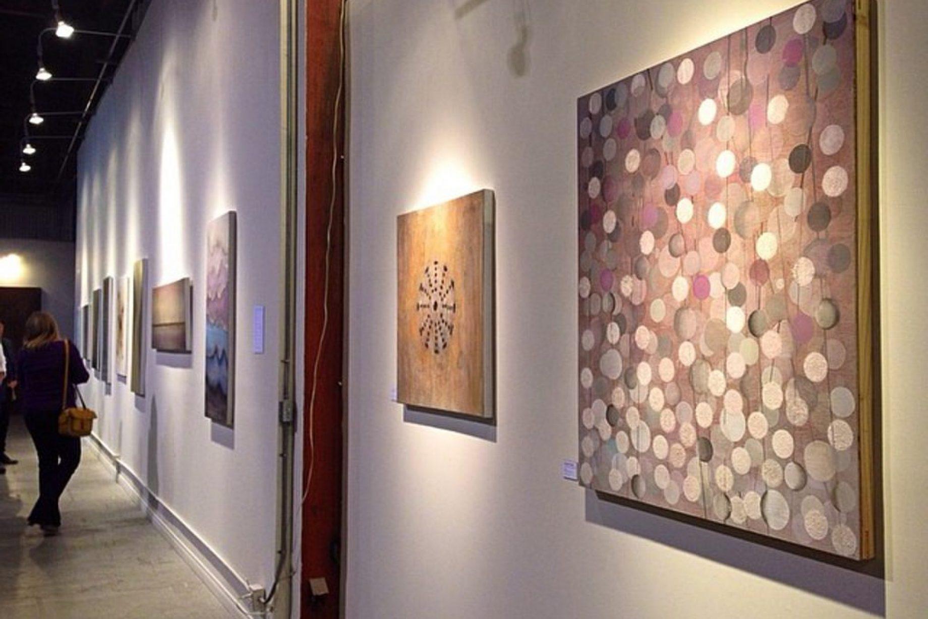 studio MAHA solo art show